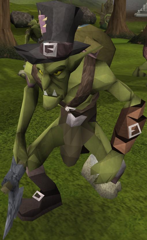 Goblins! RUN!