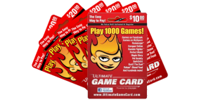 Free Ultimate Game Cards!